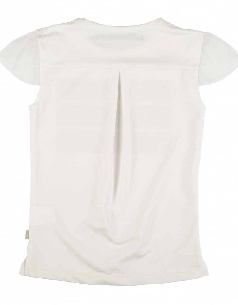 Rumbl! Royal T-shirt wit