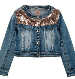Rumbl! Royal Jeans jacket