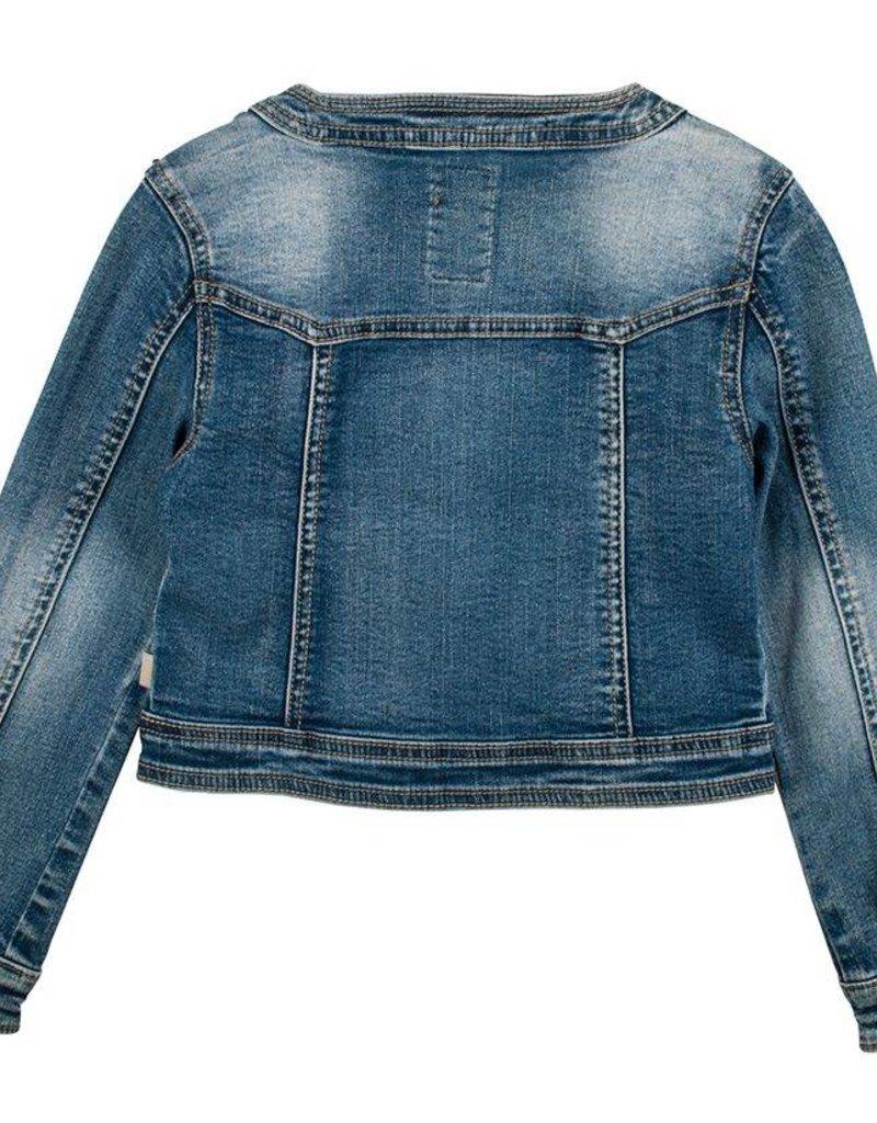 Rumbl! Royal 4595-520 Jeans vest met paillettenmotief