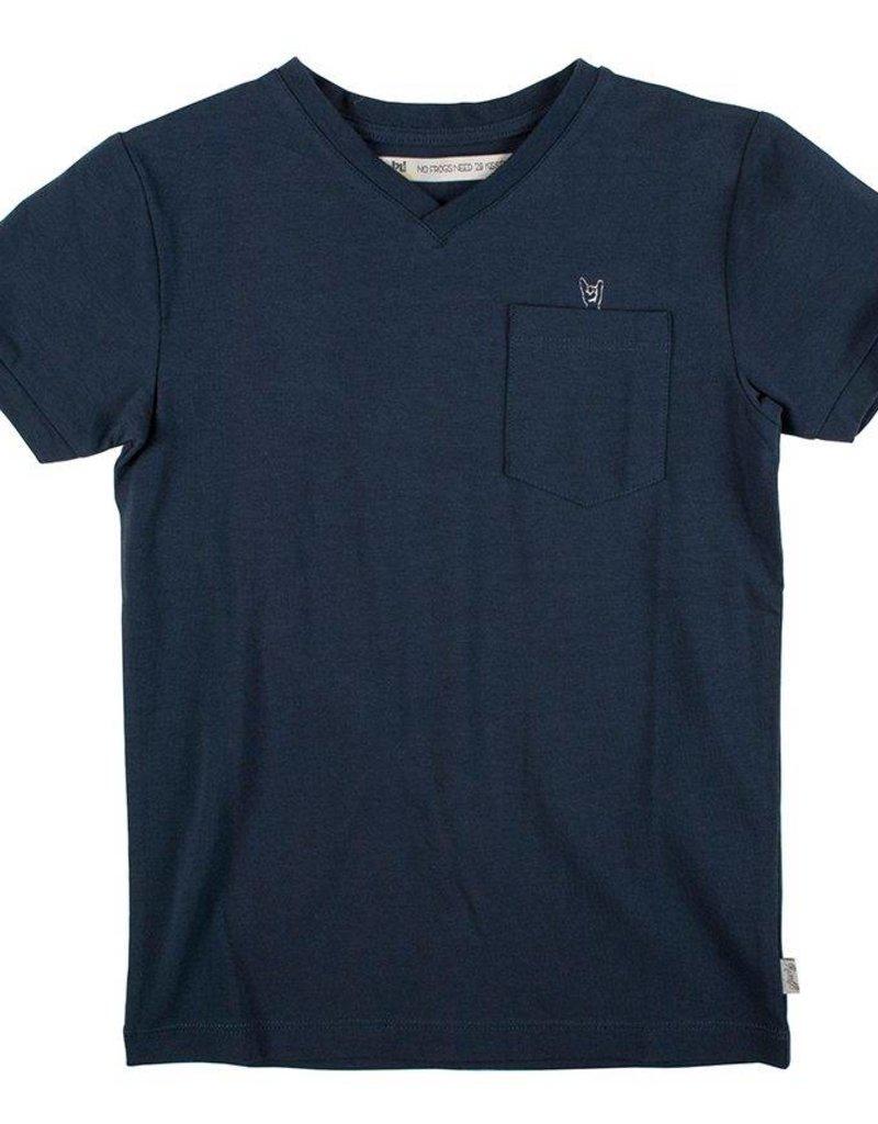 Rumbl! Royal  T-shirt blauw