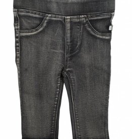 Bla bla bla Slim fit broekje in stretch denim