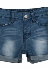 Bla bla bla Short stretch denim blue