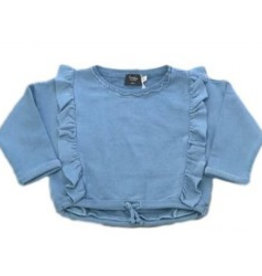 Tocoto Vintage Girls sweater Blue