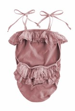 Tocoto Vintage Girl bathing suit Pink