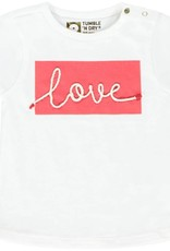 Tumble 'N Dry T-shirt LOVE