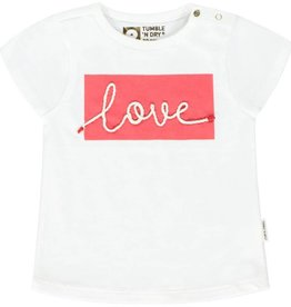Tumble 'N Dry T-shirt LOVE