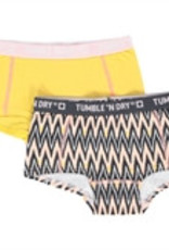 Tumble 'N Dry Girls Underwear 2-pack