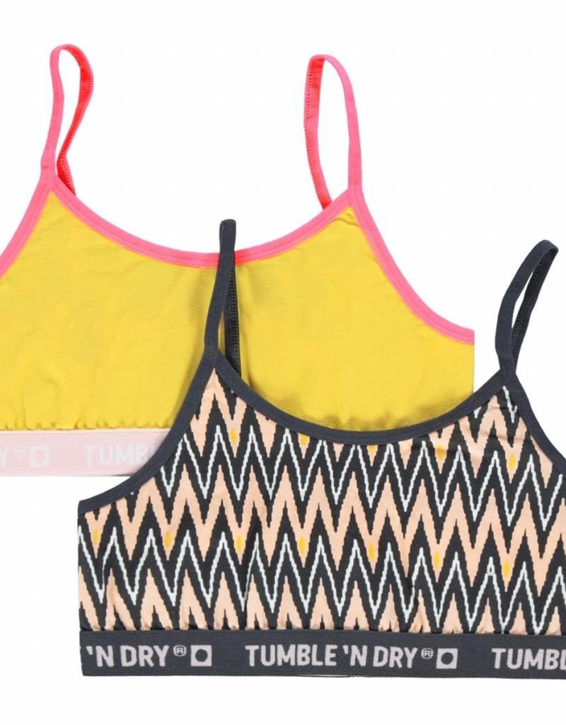 Tumble 'N Dry Girls Underwear top 2-pack