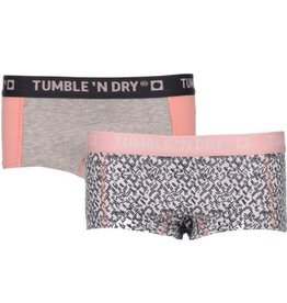 Tumble 'N Dry Girls underwear 2-pack
