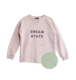 "Sweatshirt ""DREAM STATE"" Green"