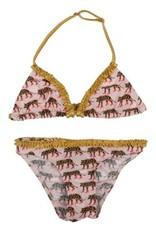 Rumbl! Bikini Funny Tiger
