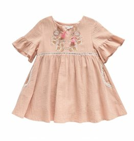 Louise Misha Dress Sakina Pink