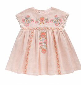 Louise Misha Dress Oleste Blush