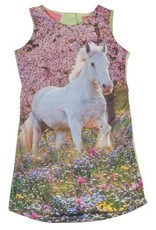 Very Lovely Girls Dress Horse