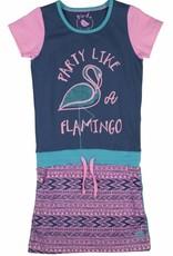 Birds Jurk Flamingo