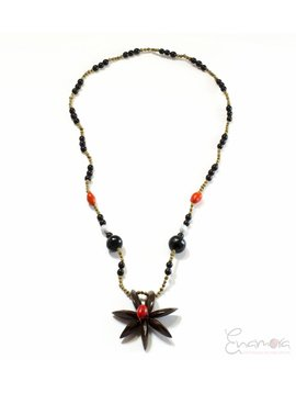 Enamora Flor necklace