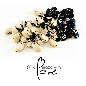 Eco-chic sieraden 100% made with love
