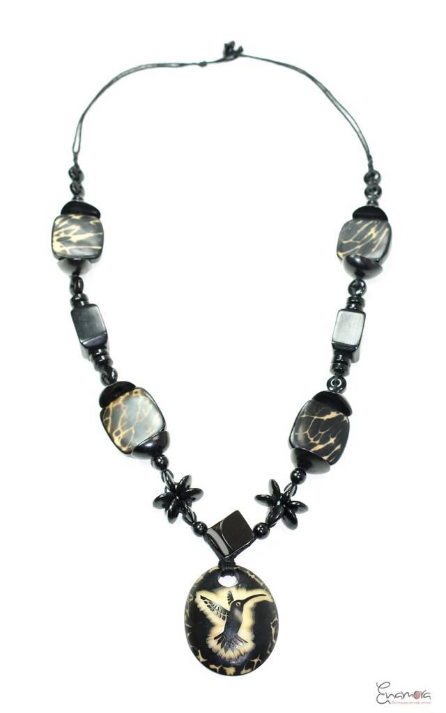 Enamora Kolibri Tagua Jewelry Set