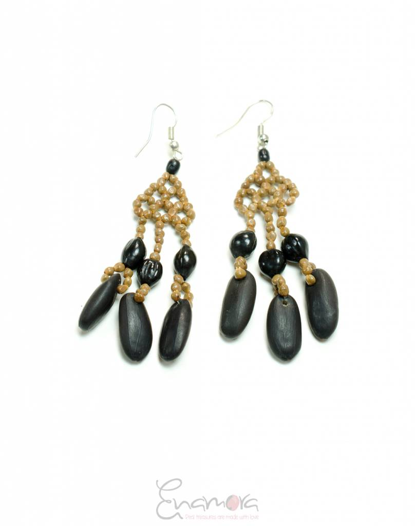 Enamora Sparkling Pedros Earrings