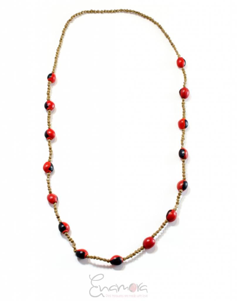 Enamora Ecora by Neli necklace / bracelet