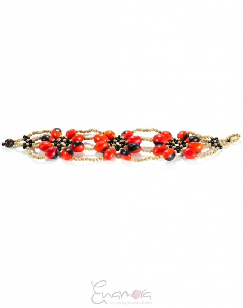 Enamora Eco bloemen Armband