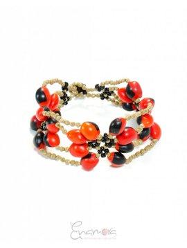 Enamora Organic Flower Bracelet