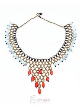 Enamora San Pedro de Anamora necklace