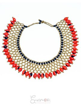 Enamora Anamora Seed Necklace
