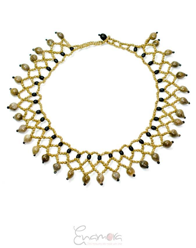 Enamora Sparkling Pedros Necklace