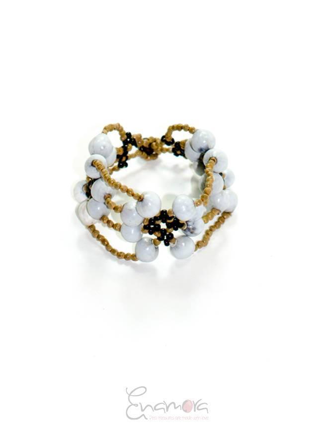 Enamora Primavera Flower Bracelet