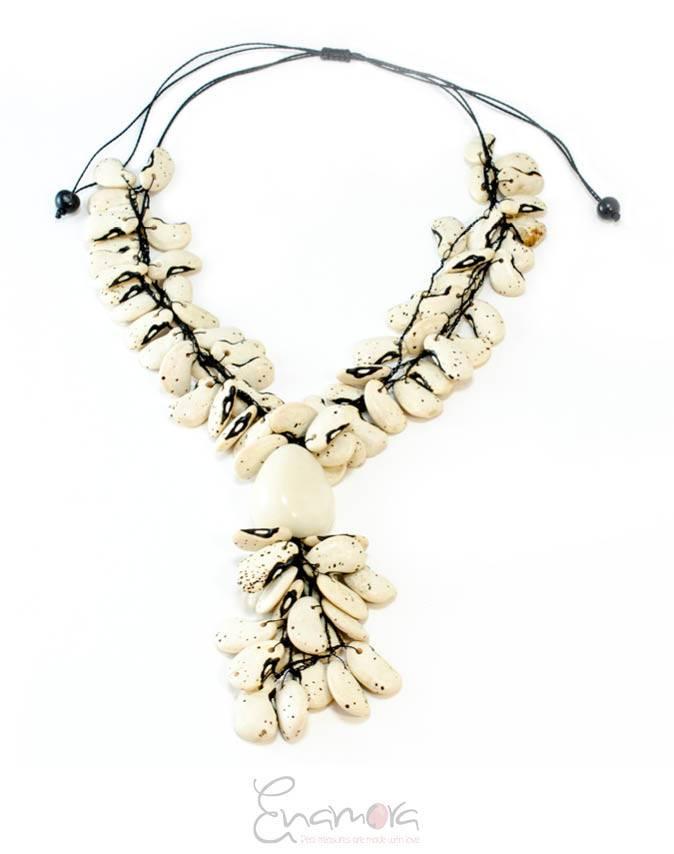 Enamora Habichuela jewelry set