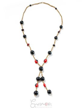 Enamora Amazon for men necklace