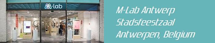 Mlab Antwerpen Stadsfeestzaal