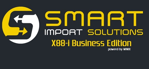 Smart Import Solutions X88-i Business Edition