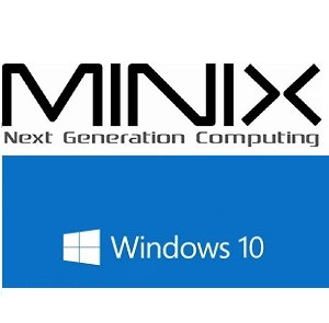 MINIX NEO WINDOWS 10 / Pro Serie