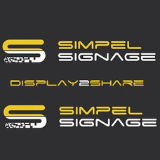 Simpel Signage - Display2Share