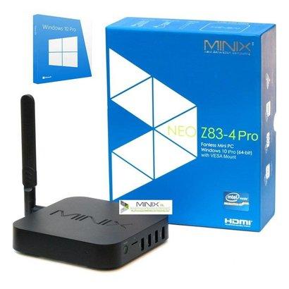 MINIX NEO Z83-4 Pro met VESA mount