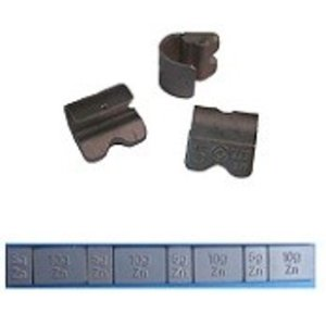 Automotive Equipment/Balanceergewichten Assorted Slaglood en Kleefgewicht
