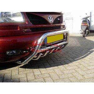 VW T4 Transporter Multivan Caravelle Bullbar Pushbar Sidebars Rearbar Dakrails Spoiler