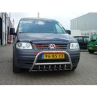 VW Caddy Pushbar met carterbeschermer