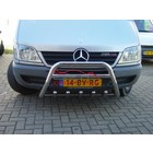 Mercedes-Benz Sprinter oud W901-W905 1995-2006 Pushbar met carterbeschermer