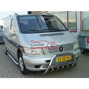 Mercedes-Benz Vito W638 (tot 2003) Pushbar met carterbeschermer