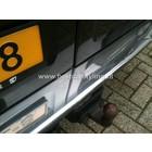 Opel Vivaro Bumperplaat RVS Vivaro