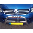 VW T5 Chrome voorgrillset RVS