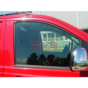 Mercedes-Benz Vito W639 (na 2003) Spiegelkappen ABS chroom (set van 2 stuks)