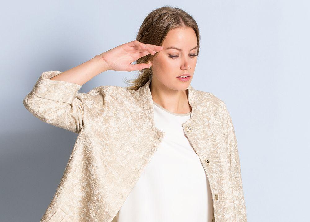 Gigue coat Alissa