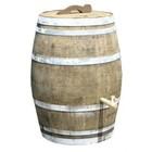 Garantia Regenton met kraan en handvat 225 liter