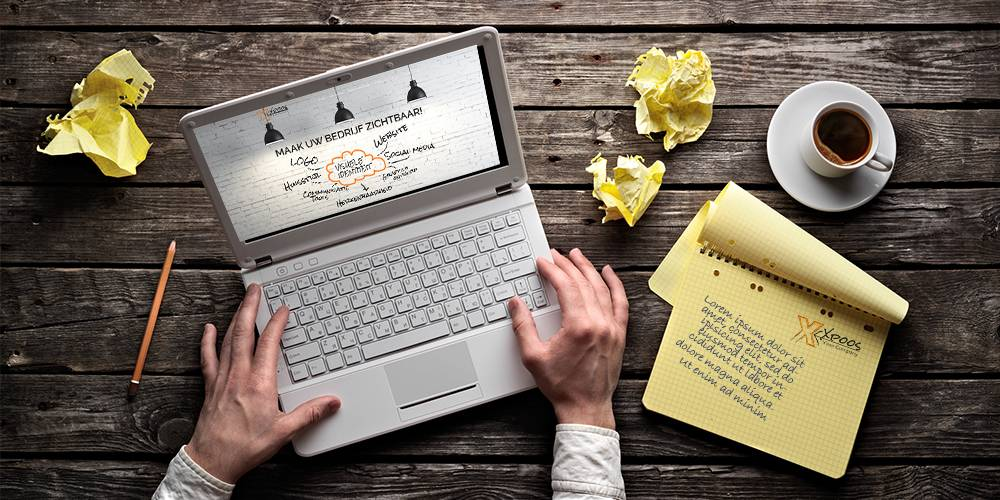 Het schrijven van teksten voor webshop