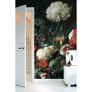 KEK Amsterdam Photo Wallpaper Golden Age Flowers I