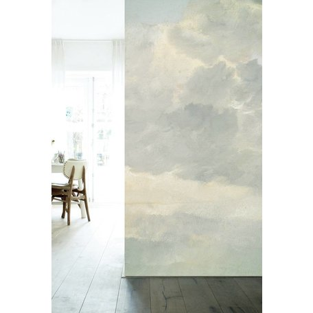 Fotobehang Golden Age Clouds I